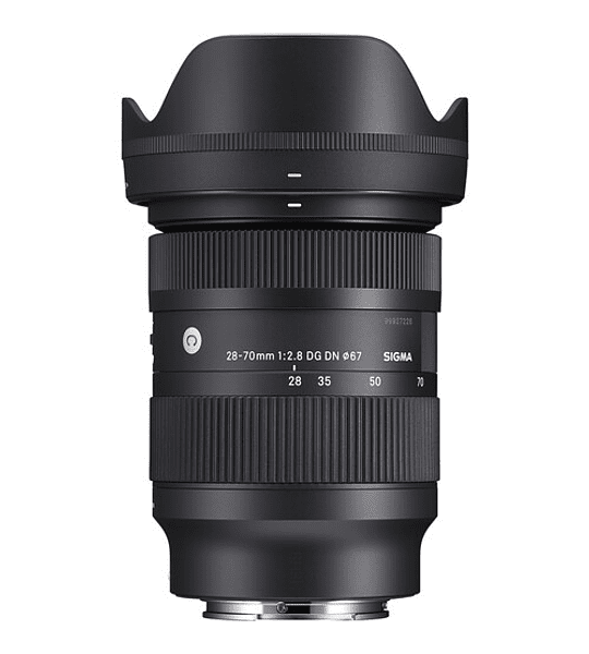 Sigma 28-70mm f/2.8 DG DN Contemporary Para Mirrorless (🔥Preventa)