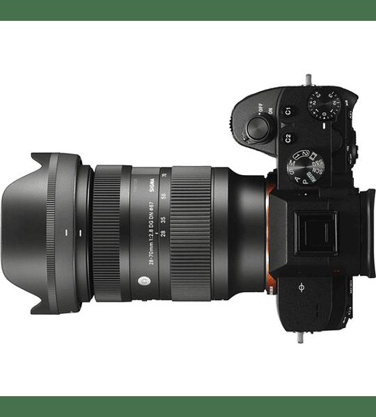Sigma 28-70mm f/2.8 DG DN Contemporary Para Mirrorless