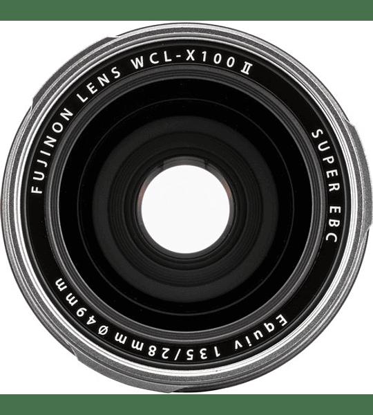 Fujifilm lentilla WLC para X100 II
