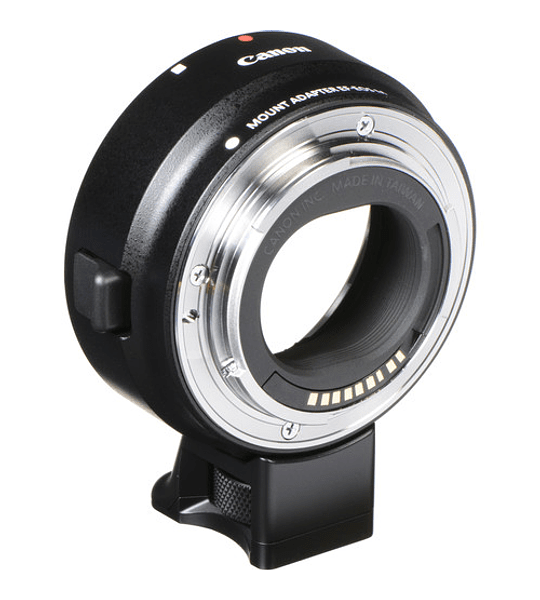 Adaptador de lente Canon EF-M para lentes Canon EF / EF-S