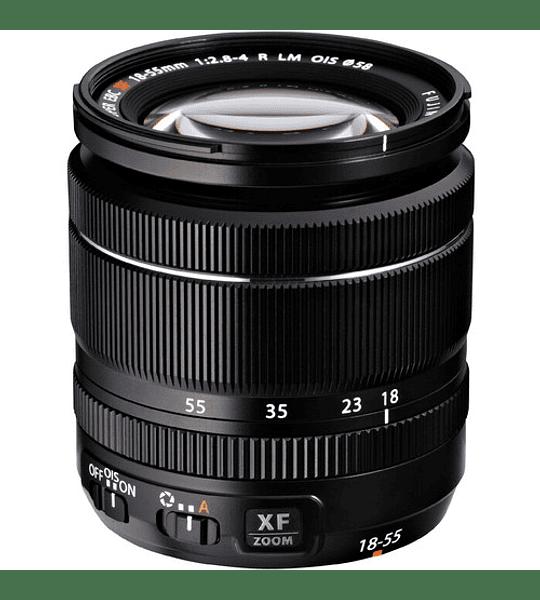 Fujifilm XF 18-55mm. F2.8-4 R LM OIS