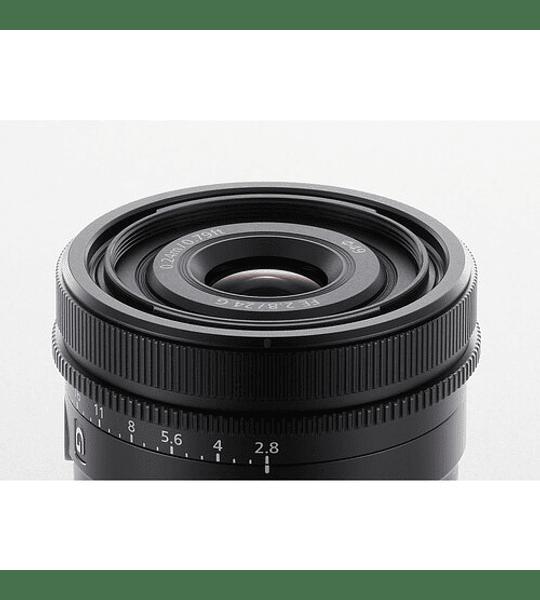 Sony FE 24mm f/2.8 G