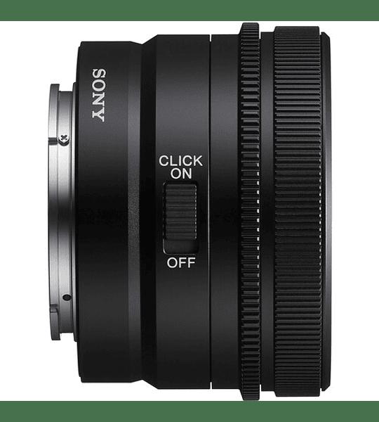 Sony FE 40mm f/2.5 G