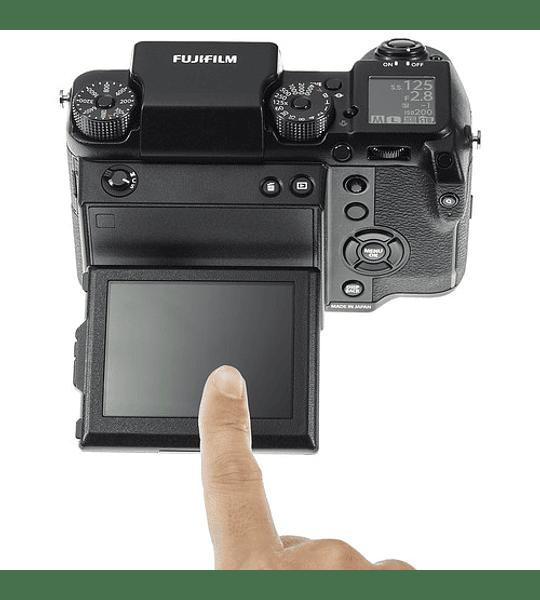 Fujifilm GFX 50S (body)