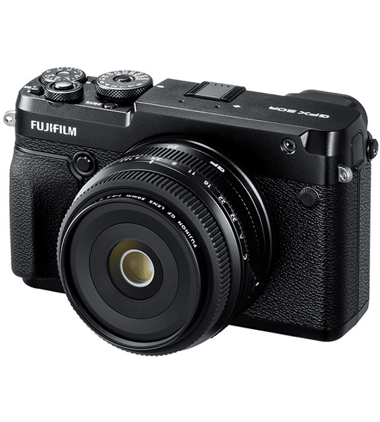 Fujifilm GF 50mm f/3.5 R LM WR