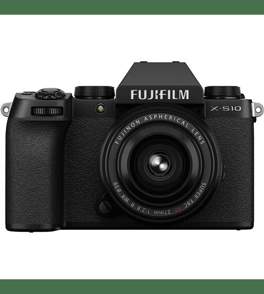 Fujifilm XF 27mm f/2.8 R WR