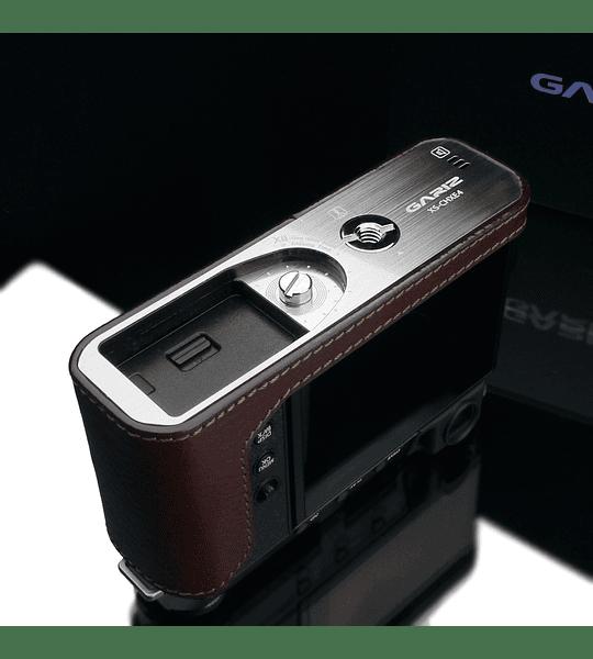 GARIZ Fujifilm X-E4 Brown
