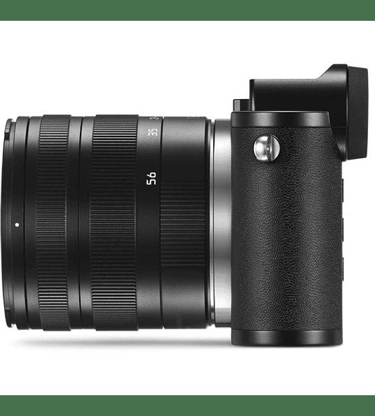 Leica CL Mirrorless con lente de 18-56 mm (Negro anodizado)