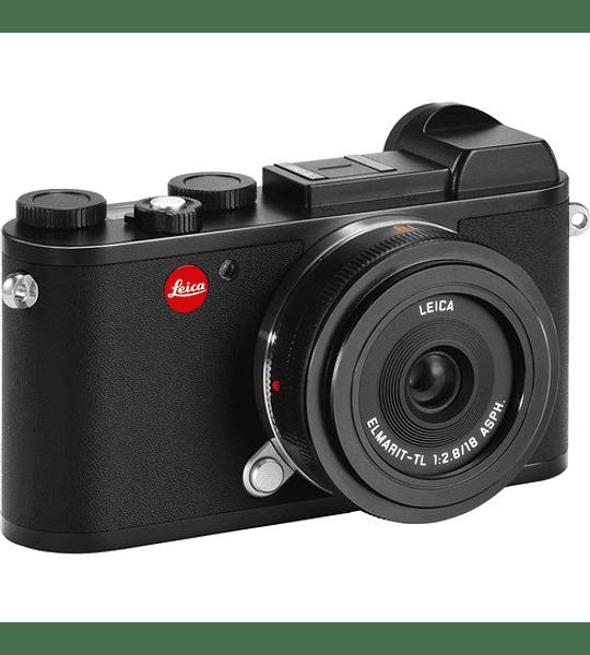 Leica CL Mirrorless + 18mm f2.8 Starter Kit (Black)
