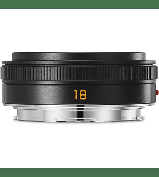 Leica Elmarit-TL 18 mm f/2.8 ASPH. Lens (Black)