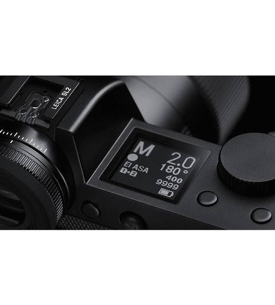 Cámara digital mirrorless Leica SL2