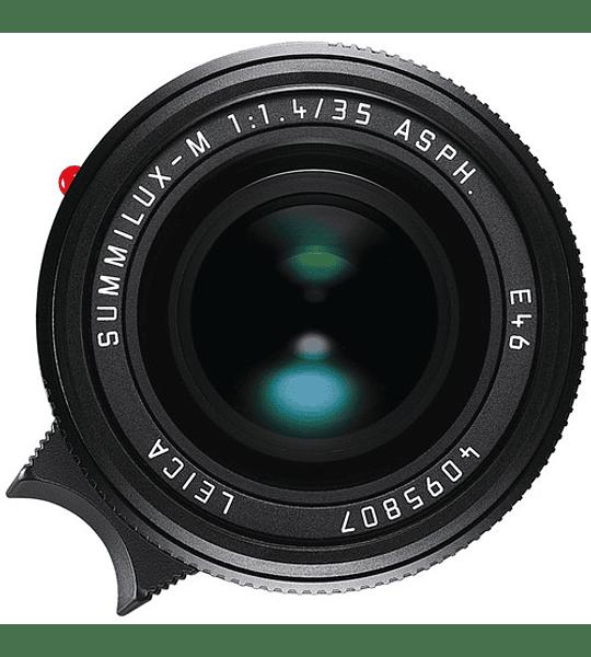 Leica Summilux-M 35mm f/1.4 ASPH. (Silver o Black)