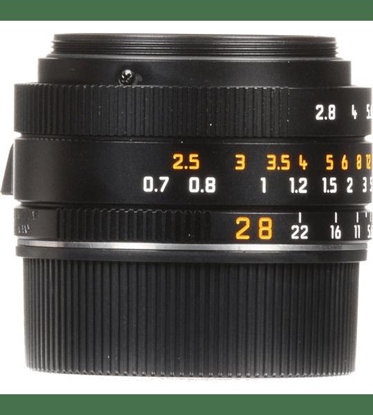 Leica Elmarit-M 28mm f/2.8 ASPH.