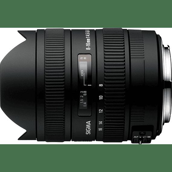 Sigma 8-16mm F 4.5-5.6 DC HSM