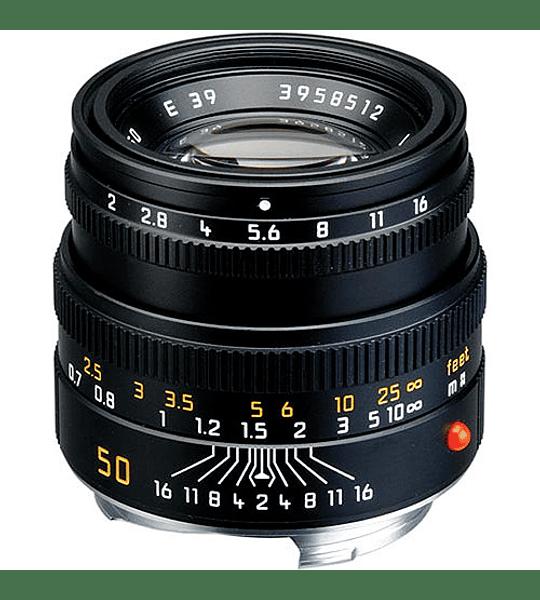 Leica Summicron-M 50mm f/2