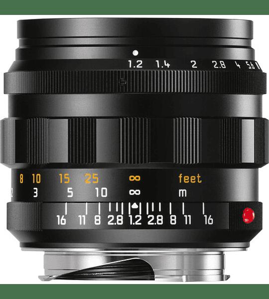 Leica Noctilux-M 50mm f/1.2 ASPH Lens