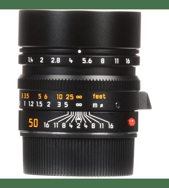 Leica Summilux-M 50mm f/1.4 ASPH. (Varios colores)