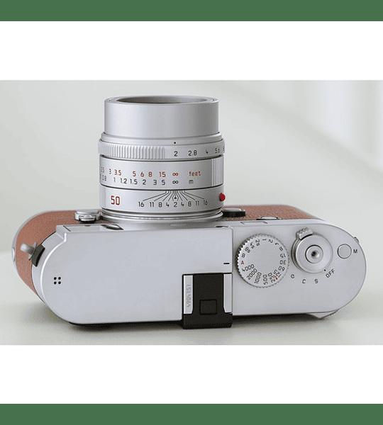 Leica APO-Summicron-M 50mm f/2 ASPH. SILVER