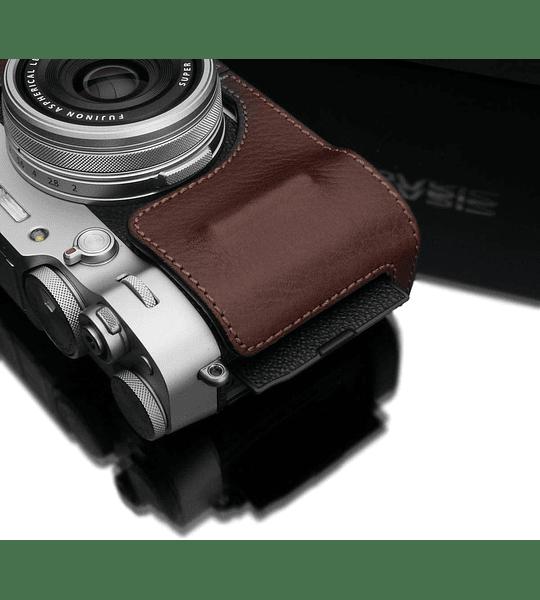 Gariz Fujifilm X100V Brown