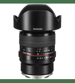 Rokinon 14mm f / 2.8 IF ED UMC FE