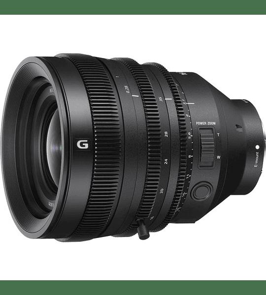 Lente Sony FE C 16-35mm T3.1 G E-Mount