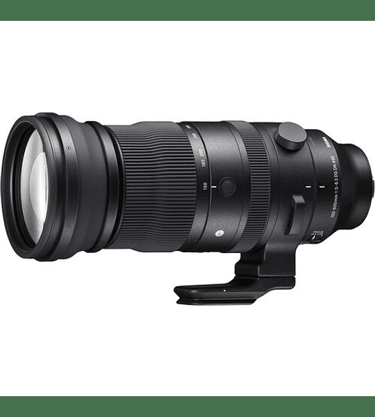 Sigma 150-600mm f/5-6.3 DG DN OS Sports para Mirrorless