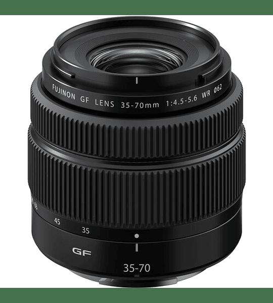 FUJIFILM GF 35-70mm f/4.5-5.6 WR (Preventa 🔥)