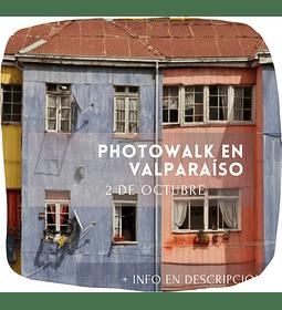 Photowalk en Valparaíso