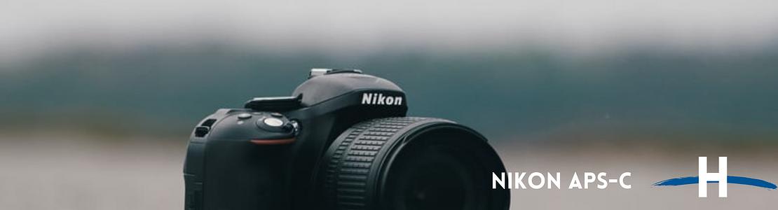 Cámaras Nikon APS-C