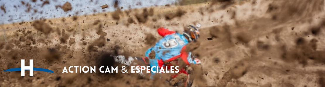 Cámaras especiales y ActionCam