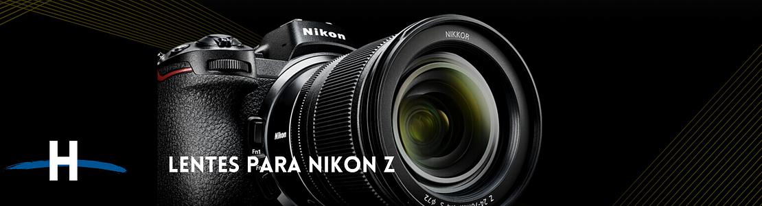 Lentes Nikon Z