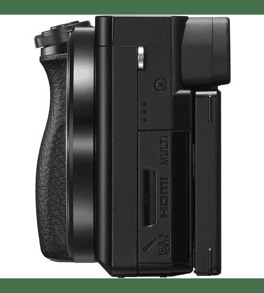 Sony a6100 kit avanzado