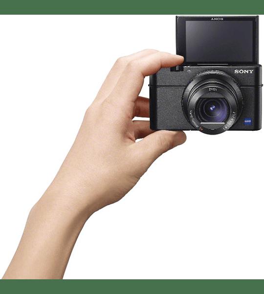 Sony RX100 III + Grip