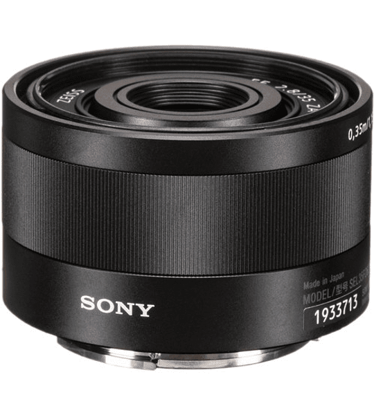 Sony Zeiss 35mm f2.8 FE
