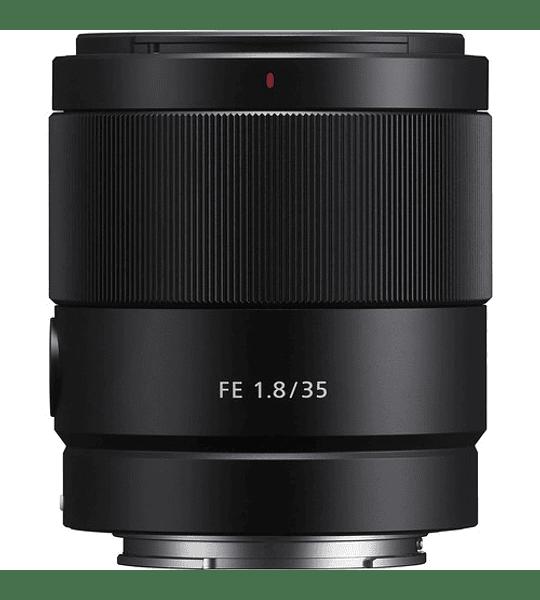 Sony 35mm f1.8 FE