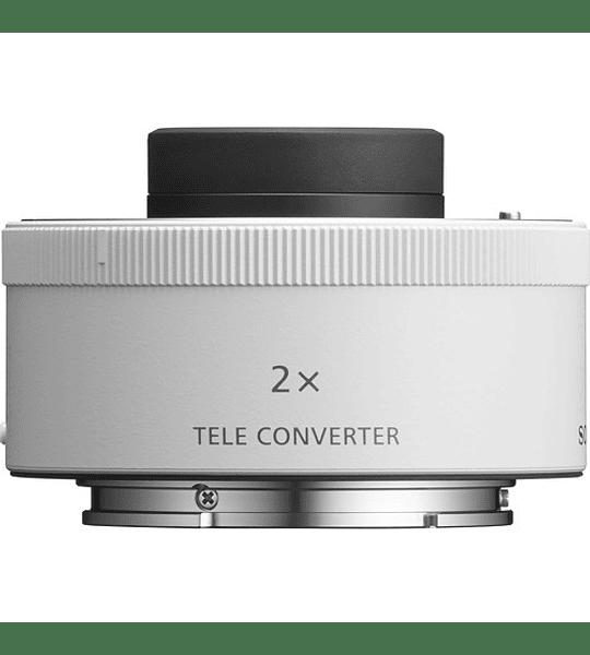Sony x2 teleconvert FE