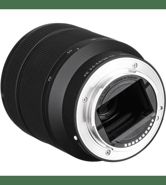Sony 28-70mm f3.5-5.6 OSS FE
