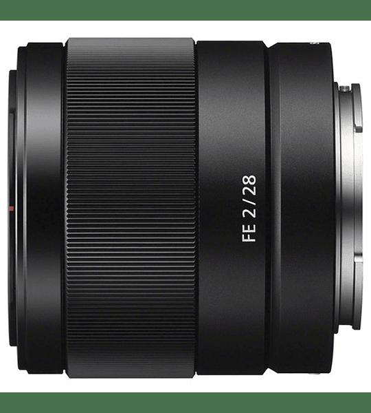 Sony 28mm f2.0 FE