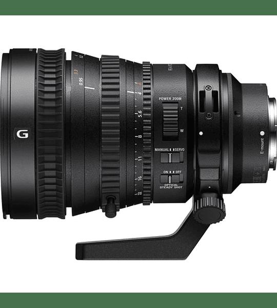 Sony G 28-135 f4 OSS PZ FE