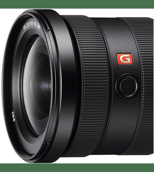 Sony GM 16-35mm f2.8 FE