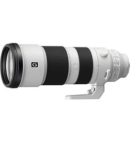 Sony G 200-600mm f4.5-6.3 OSS FE