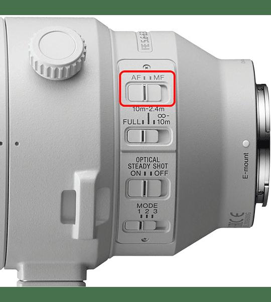 Sony G 200-600mm f4.5-6.3 OSS FE