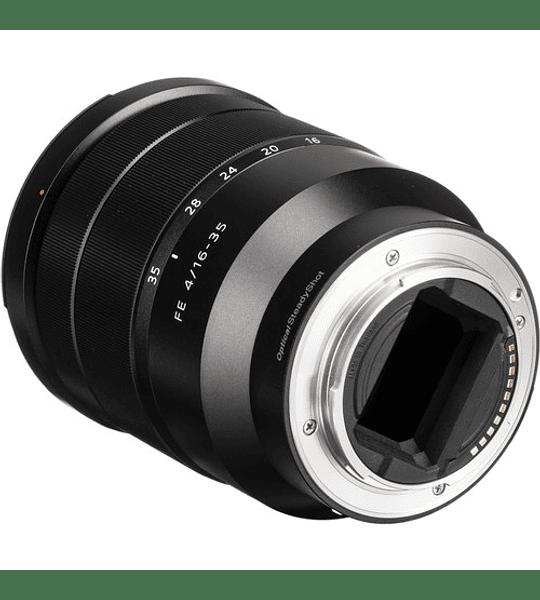 Sony Zeiss 16-35mm f4 OSS FE