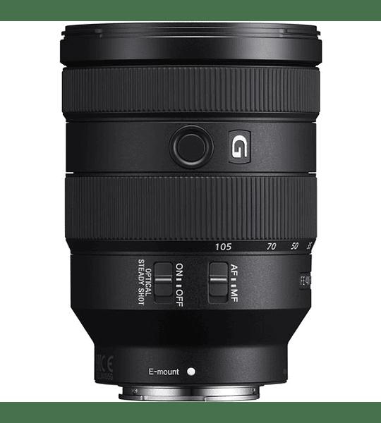 Sony G 24-105mm f4 OSS FE