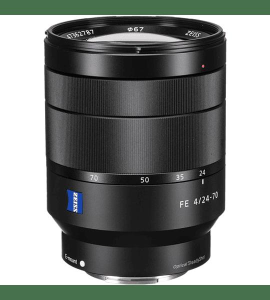 Sony Zeiss 24-70mm f4 OSS FE