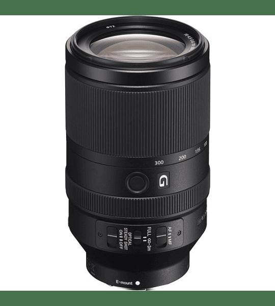 Sony G 70-300mm f4.5-5.6 OSS FE
