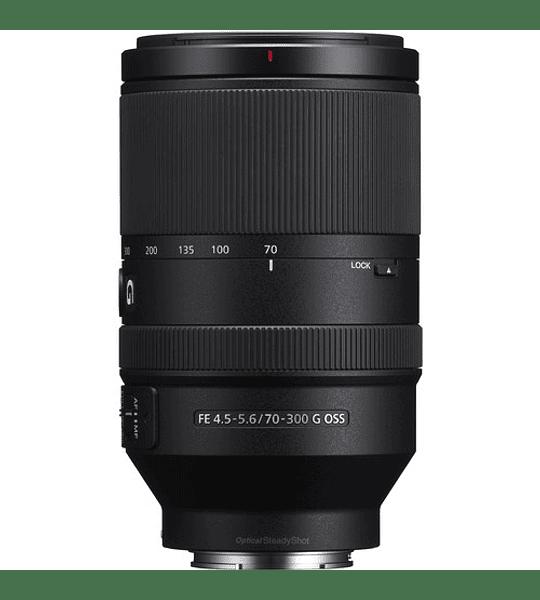 Sony G 70-300mm f3.5-5.6 OSS FE