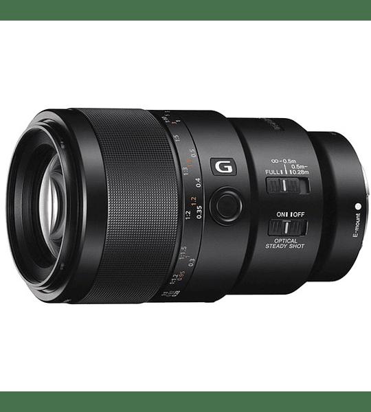 Sony G 90mm f2.8 Macro OSS FE