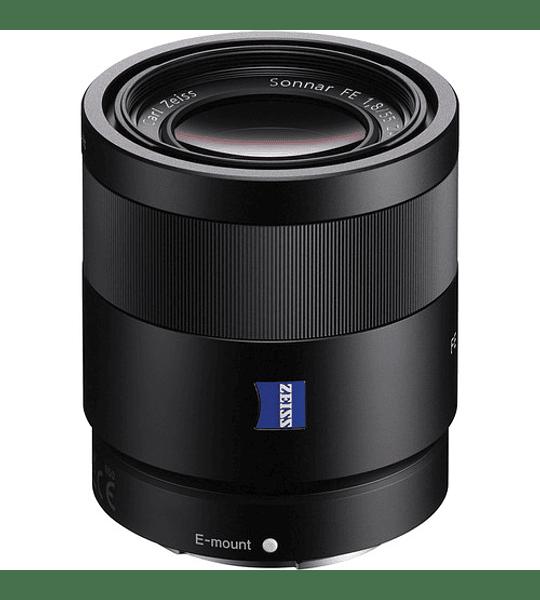 Sony Zeiss 55mm f1.8 FE