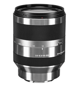 Sony 18-200mm f3.5-6.3 OSS E